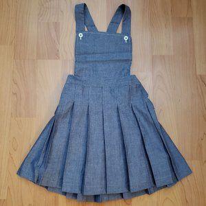NWT Olive Juice Pleat Bottom Shoulder Strap Dress